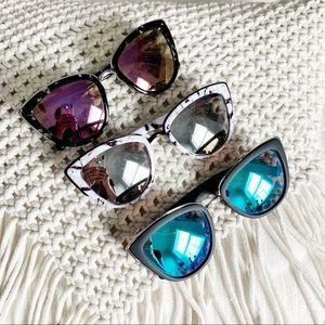 Bundle of 3 MY GIRL QUAY Sunglasses